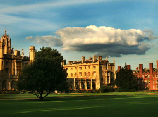 Cambridge University Achieved Highest State School Admissions Ever