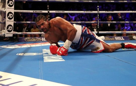 Booth: David Haye's Paid Price For Wrong Tactics Against Bellew
