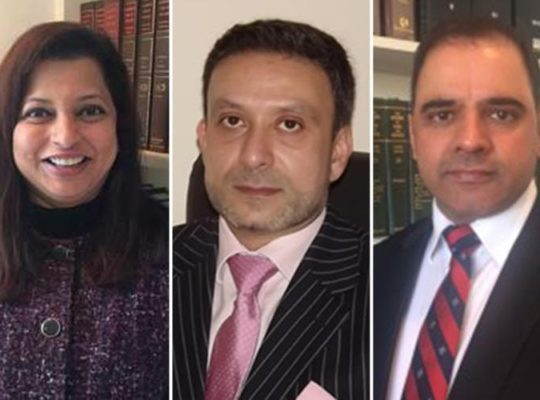 Six Solicitors And Two Judges Charged With  £12.6m Legal Aid Fraud