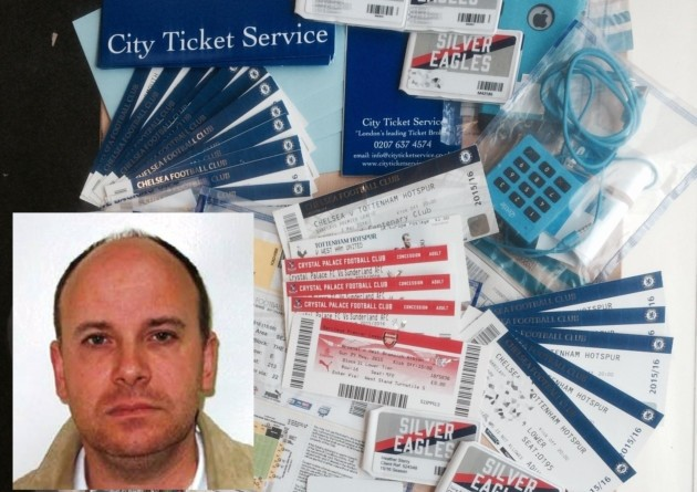 Football Ticket Tout Jailed  Six Weeks After Prison Release