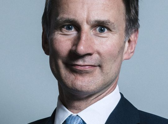 Jeremy Hunt Announces £215 m Package Of Funding To Revamp Health Research