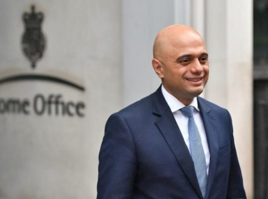 Home Secretary:  I Will Be Best Pm To Handle Brexit, Not Old News Boris