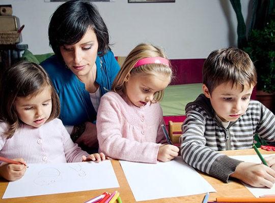 New £6.5m Funding For Parents Teaching Disadvantaged Children