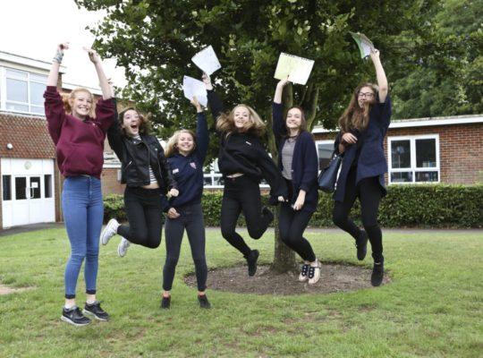 G.C.S.E Pass Rate Rises Despite Higher Exam Standards