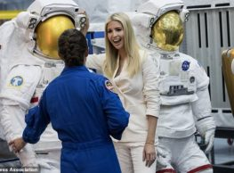 Ivanka Trump's International Space Station Call At Nasa