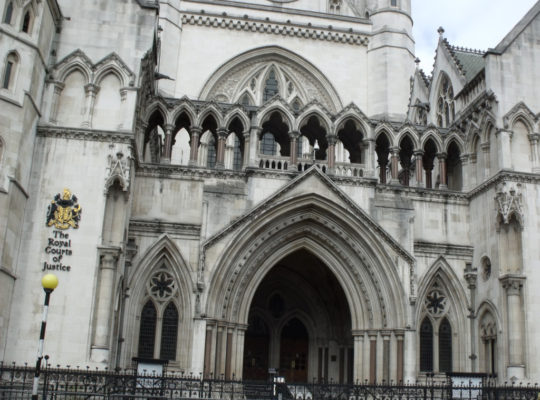 Solicitor Liar Jailed For 15 Months After Forging Clients Signature