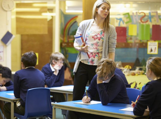 Mental Health Support For Pupils Lacks Adequate Data For Funding