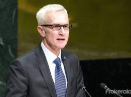 International Summit To Crack Down On Aid Sexual Predators