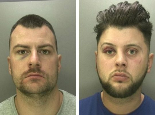 Birmingham Thugs Jailed For Attempting To Steal Cash Machine