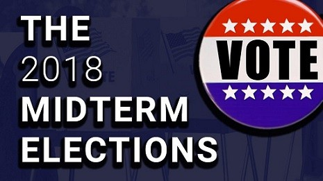 Americans Vote In Unprecedented Numbers For Mid term elections