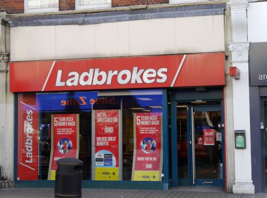 Ladbrokes  Manager In Deep Trouble Over £1m Cover Up For Gambling Thief