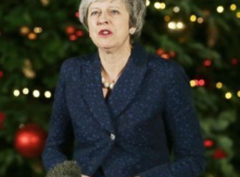 Theresa May To Enjoy Christmas Before Allowing Brexit  Deal Vote In Jan