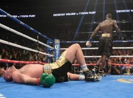 Fury  And  Wilder's fight Mired In Conspiracy theories After Sensational Fight