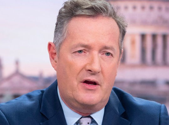 Piers Morgan Dealt With His Alleged Worst  Television Guest Very Rudely