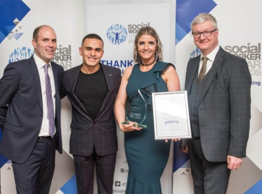 Social Worker 2018 Awards Of The Year Honours 17 Winners