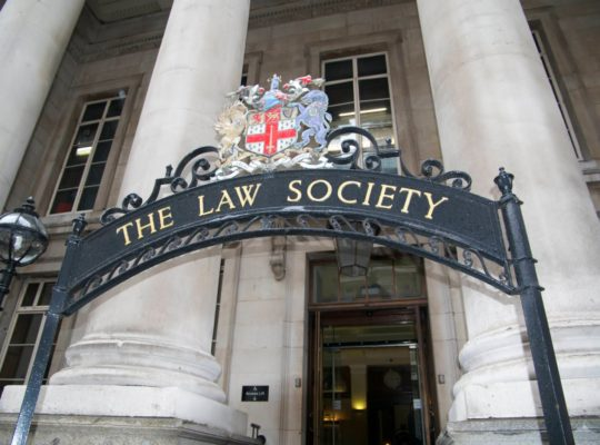 Law Society Welcomes Published Report By Westminster Commission Into Alleged Legal Aid Undferfunding