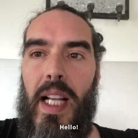 Russell Brand's Message Of Drug Liberation Is 2019's Message To Addicts