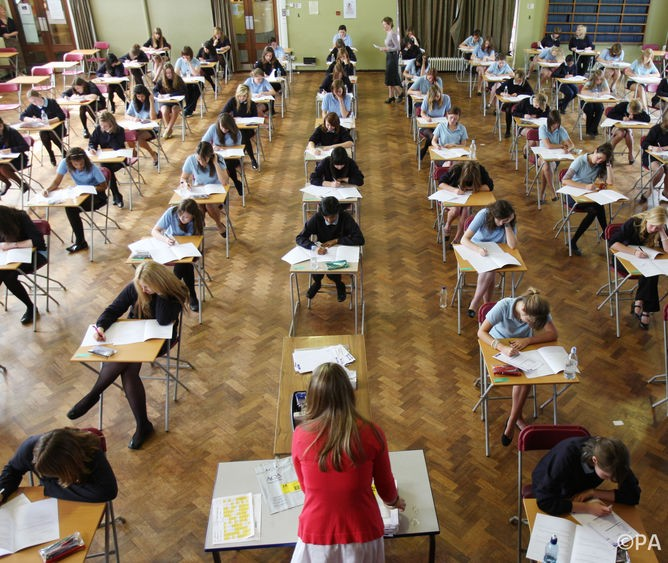 Private Schools Accused Of Easier G.C.S.E Equivalent To State Schools