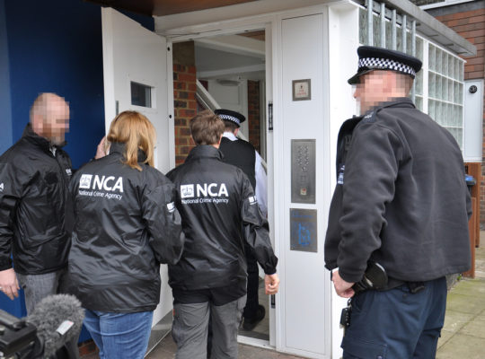 National Crime Agency Raid Website Attackers And Clients