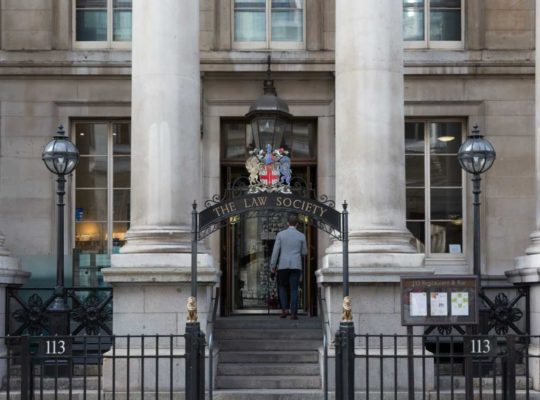 Law Society Says No Deal Could Affect UK Patent Rights