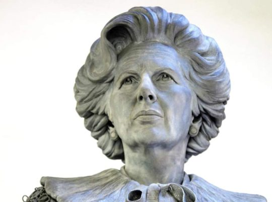 Margaret Thatcher  £300k Statue Eventually Approved In Lincolnshire