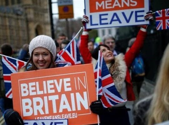 British Politics In Crisis After Emphatic Rejection Of Brexit