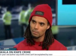 Rapper Akala Shines On Good Morning Britain In Knife Crime Debate