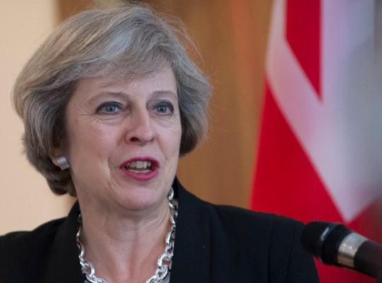 Theresa May Warns EU Leaders To Avoid Moment Of Crisis