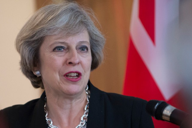 Theresa May Says Mps Can't Escape No Deal Unless They Find One