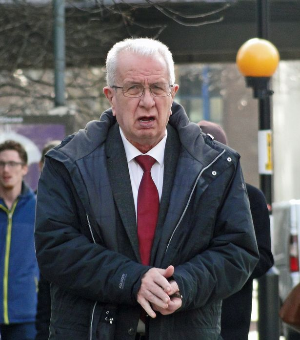 Paedo Gets 8 Years After Historic Abuse Of  Boys At Children's Home