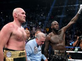 U.S Promoter To Match Fury Twice Before WBC Champ Wilder