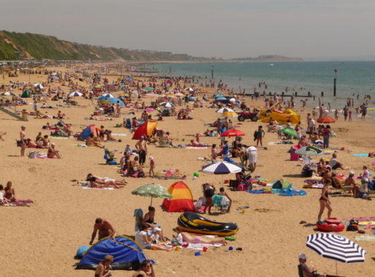 British Public Prepare For Hot And Sunny Easter Weekend