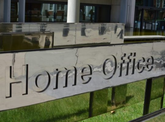 Home Office  Refers To EU Citizens As Friends And Encourages Settlement Scheme