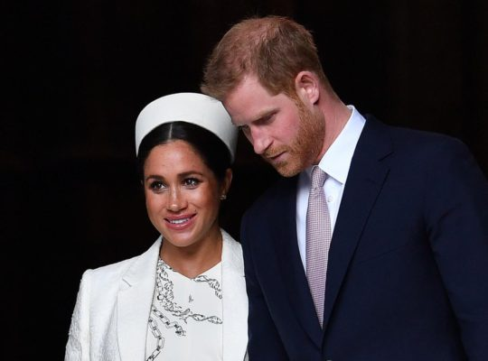 Harry And Meghan Open Beautiful Joint Instagram Account