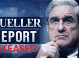U.S Attorney Barr Releases Mueller Report That Vindicates Trump