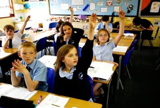 Labour's Plans To Scrap  Primary School Sats Is Backward Step