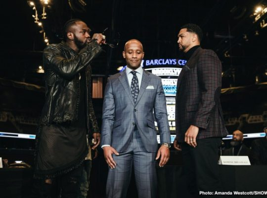 WBC And Wilder Under Fire For Death In The Ring Talk