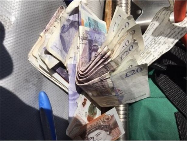 Cambridgeshire Police Seize Drugs And Pound Notes In Major Crackdown