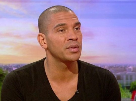 Stan Collymore  Misguided Support For Racist Baker's Reinstating With BBC