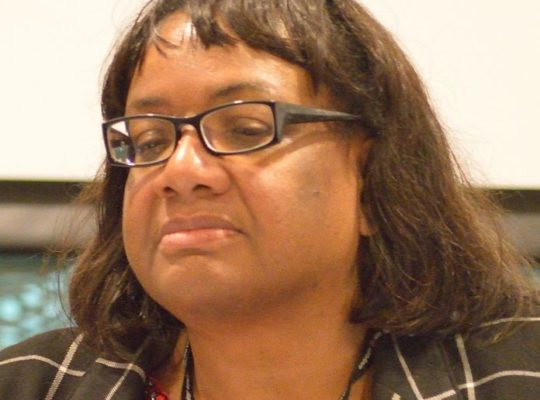 MP Diane Abbott's Office Sent FOI About training And Wages Of Press team