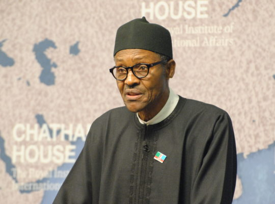 Nigerian President Describes Attacks That Freed 2,000 Prisoners
