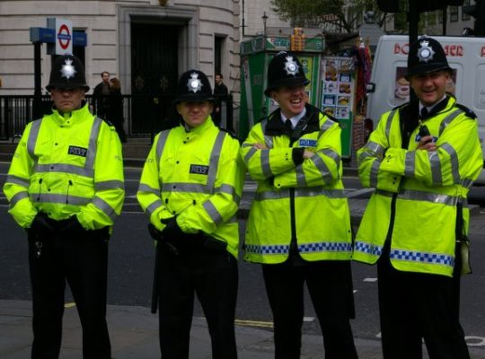 Met Police Under Pressure To Investigate Excessive Force Against Supporter