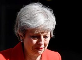Theresa May's Resignation Was Forced In Search For Party Consensus