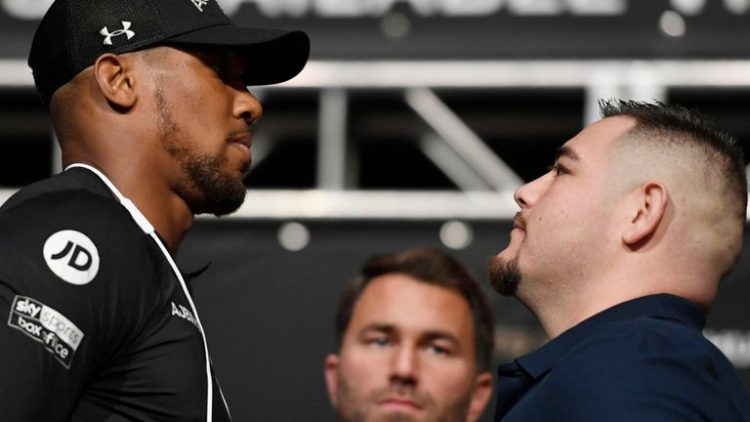 Why Joshua Might Face One Of His Stiffest Test In Andy Ruiz Jnr