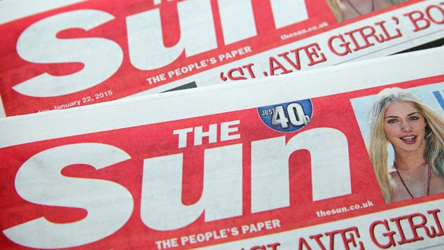 The Sun Editorial Criticised For Directing Trump Towards Boris Recommendation