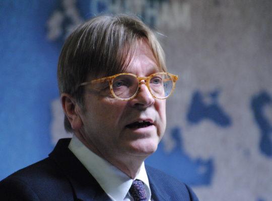 EU Representative's Dismissal Of Johnson Already Spells Doom For Brexit Talks