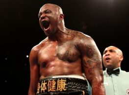 Hearns: Dillian Whyte Must Beat Rivas And Face Wilder Before Fury