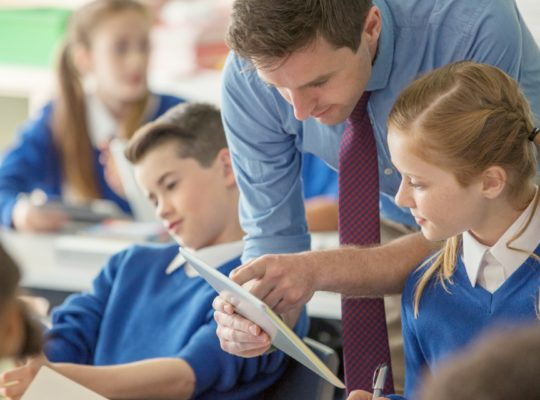 Annual Survey Reveals 50% Of Uk Teachers Suffer Mental Health