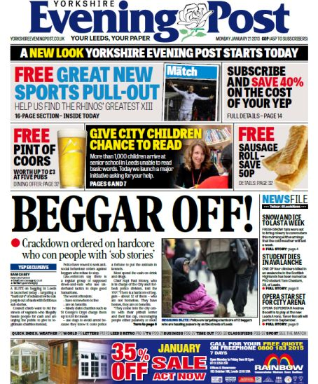 Yorkshire Newspaper Rapped For Wrongly Publishing Children's Pictures