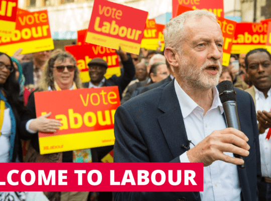 Labour Party Infested With Anti Semitism Cannot Be Trusted